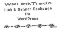 Text wplinktrade banner wp for exchange