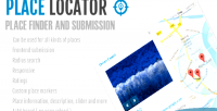 Ultimate place locator & plugin wp submission