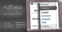 Wordpress adpress ad manager