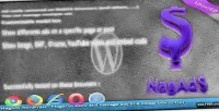 Wordpress nagads plugin