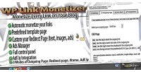 Wordpress wplm link monetizer