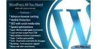 All wordpress plugin need you