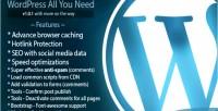 All wordpress plugin need you
