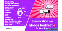 And country mobile wordpress for redirect