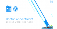 Appointment doctor plugin wordpress booking