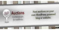 Auctions wp auction wordpress for plugin