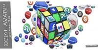 Avatar social wordpress plugin