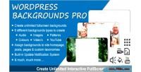 Backgrounds wordpress pro