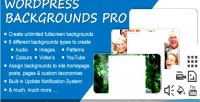 Backgrounds wordpress pro