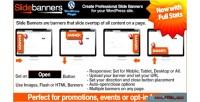 Banners slide wordpress plugin