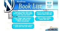 Book wordpress list