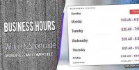 Business atp hours