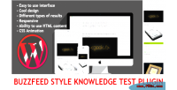 Buzzfeed wordpress style plugin test knowledge