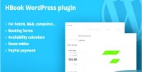 Accommodation hbook booking wordpress for plugin
