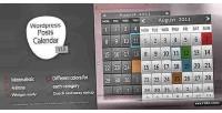 Animated wordpress posts calendar