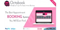 Appointment octabook scheduling wordpress software for system
