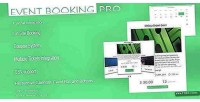 Event booking pro wp plugin paypal offline or