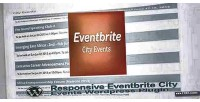 City evenbrite events plugin