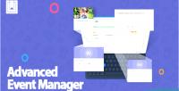 Event advanced manager plugin calendar wordpress
