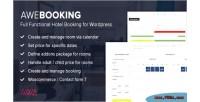 Online awebooking hotel wordpress for booking