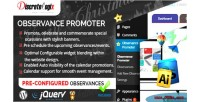 Promoter observance wordpress plugin