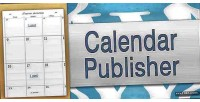 Publisher calendar for wordpress