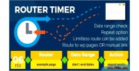 Router wp timer