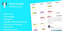 Schedule fitness weekly timetable for fitness your workouts zumba cr attack body