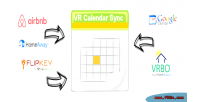 Vr calendar sync pro plugin booking responsive