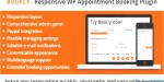 Wordpress bookly plugin booking appointment