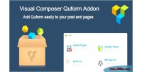 Composer visual quform addon