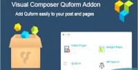 Composer visual quform addon
