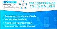 Conference wp call plugin