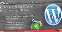 Wordpress css sprites generator content posts for