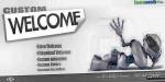 Custom lycaweb welcome premium