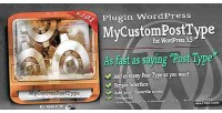 Custom my post type