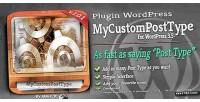 Custom my post type