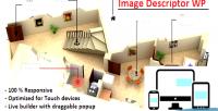 Descriptor image wordpress plugin