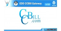 Digital easy downloads gateway payment ccbill