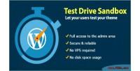 Drive test sandbox
