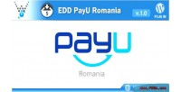 Easy digital downloads payu gateway payment romania