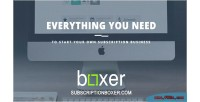 Boxer subscription wordpress plugin