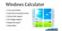 Calculator windows