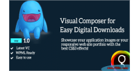 Composer visual for downloads digital easy