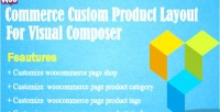 Customize woocommerce product composer layout visual for