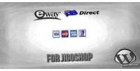 Au eway direct jigoshop for gateway