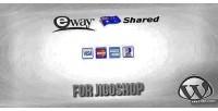 Au eway shared jigoshop for gateway