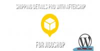 Details shipping pro jigoshop for plugin