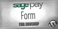 Form sagepay jigoshop for gateway