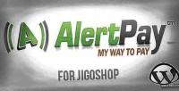 Gateway alertpay for jigoshop